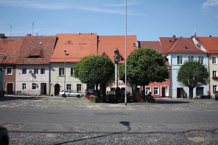 Lubomierz -  Rynek