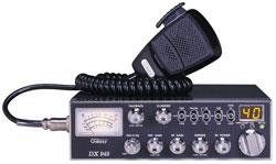 Galaxy DX-949 CB Mob ssb Swr Talkback Rog.bp Pa Mode by Galaxy. $157.99. he Galaxy DX 949 CB Radio is a full featured series that still has the classic CB radio design you expect in a Galaxy radio. The DX949 is designed for professionals and serious CB operators. The Galaxy CB radio series is popular with professional truckers for a reason, and the DX 949 continue the Galaxy tradition of quality and reliability.  The DX 949 is a 40 channel SSB CB radio and has a...