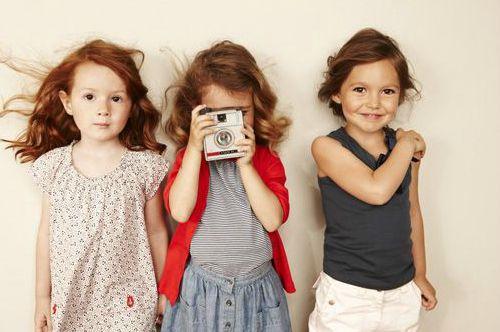 Petit Bateau by Nina BittelLittle Girls, Clothing Style, Kids Fashion, Cute Summer Outfit, Kids Clothing, Style Clothing, Girls Style, Summer Clothing, Style Fashion