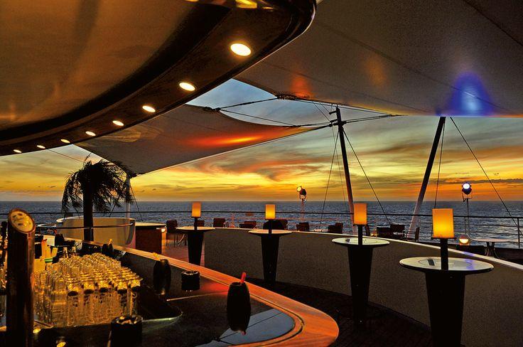 #AIDAaura #AnytimeBar #Kreuzfahrt #Kreuzfahrtberater #Sonnenuntergang #Sonnenaufgang #sunset #sunrise #cruise #Urlaub #Sonne #Reise #Travel @aidakreuzfahrt