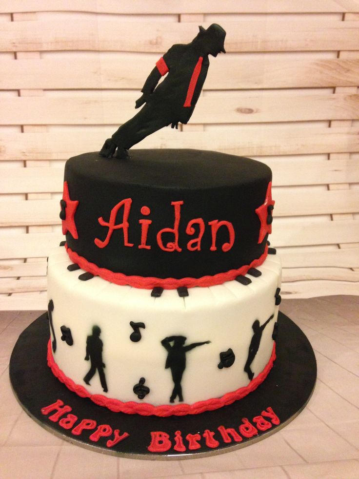 Michael Jackson Cake                                                                                                                                                                                 More