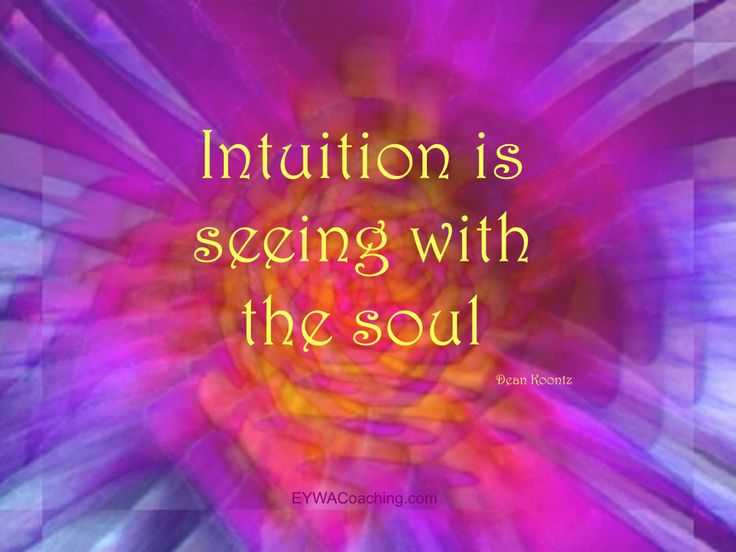 Inner Guidance is divine. Connect with it.  www.EYWACoaching.com