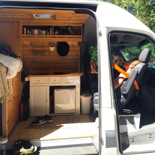 The 10 Coolest Sprinter Camper Vans on Instagram - Bearfoot Theory