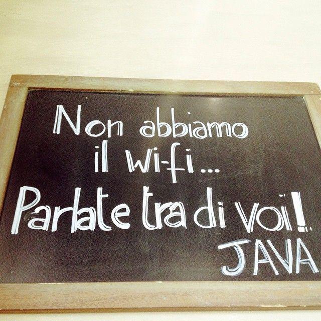 Hihihihihi  #javacafe #bologna #viaggio  (presso Java Café)