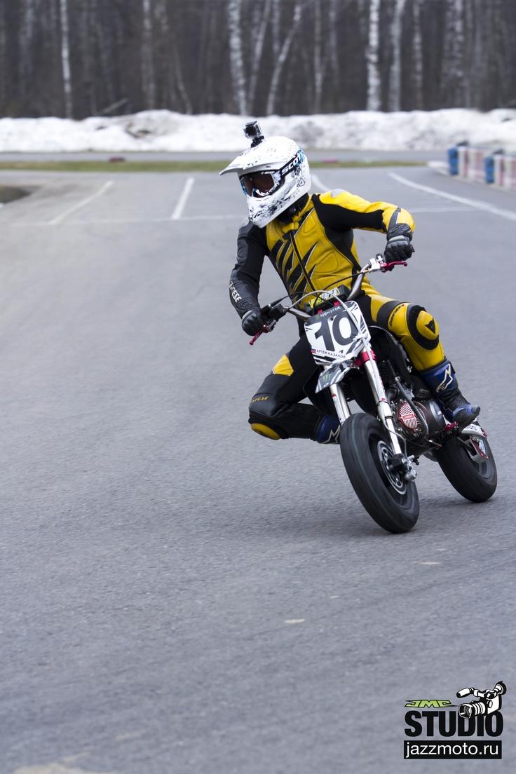 Pitbike motard JMC Team