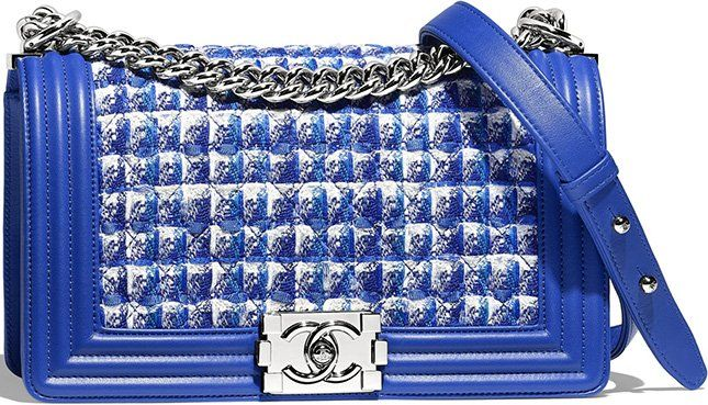 Chanel Cruise 2019 Classic And Boy Bag Collection Chanel Chanel Cruise Bags