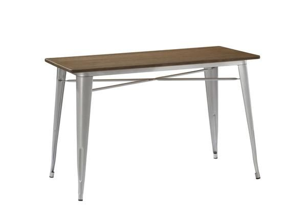 Buy Replica Xavier Pauchard Tolix Table Wooden Top Silver 120cm x 60cm x 75cm Online at Factory Direct Prices w/FAST, Insured, Australia-Wide Shipping. Visit our Website or Phone 08-9477-3441