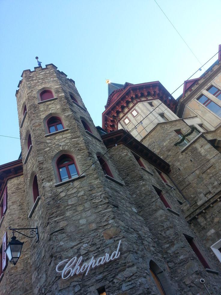 badrutt's palace sankt moritz