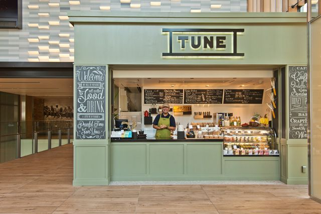 ブルーノート東京が提案、大人仕様のスタンドカフェ「TUNE」誕生 (1/3) ニュース Excite ism(エキサイトイズム)