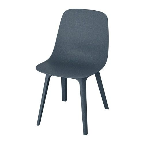 Odger Chair Blue Products In 2019 Ikea Chair