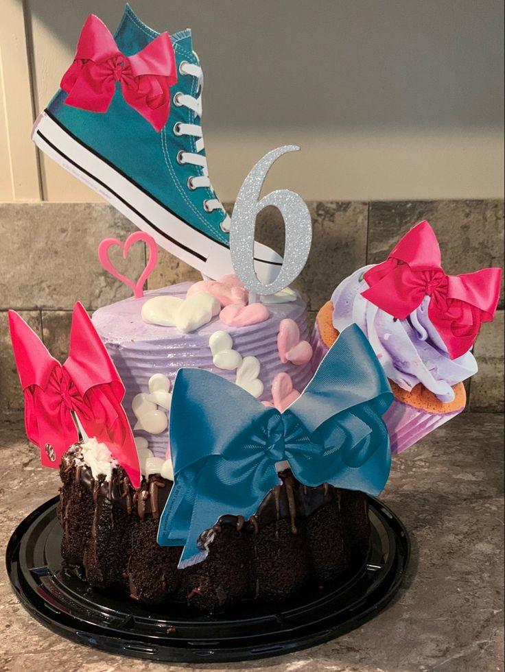 JoJo Siwa birthday cake in 2020 Publix cakes, Jojo siwa