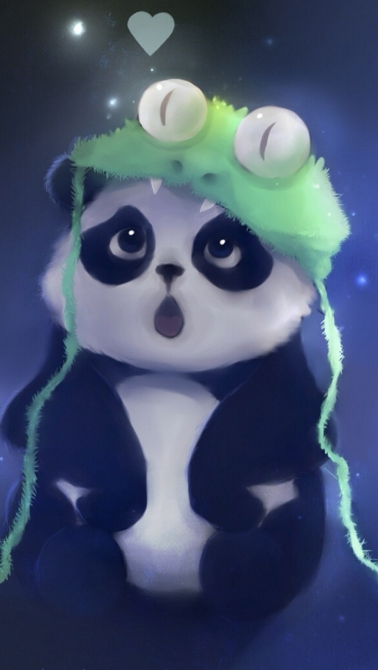 Baby  Panda Apofiss