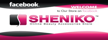 Join us on facebook and get coupon for less with discount, take a look here at https://www.facebook.com/sheniko.online