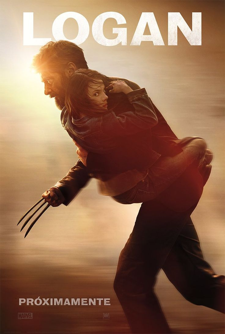 UPDATE: Wolverine Is On The Run With X-23 In Cool New Banner For LOGAN