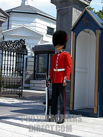 Rideau Hall ~ outside the home of Canada's Governor General ~ Ottawa Ontario