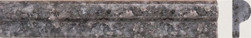 MS International 2 in. x 12 in. Blue Pearl Granite Rail Molding Wall Tile - Box of 5 Linear Feet Marbleville http://www.amazon.com/dp/B00BKKPFT0/ref=cm_sw_r_pi_dp_GfCLub1CP3J8W