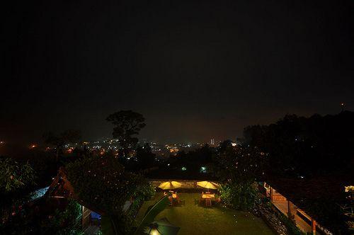 view from dago atas, bandung
