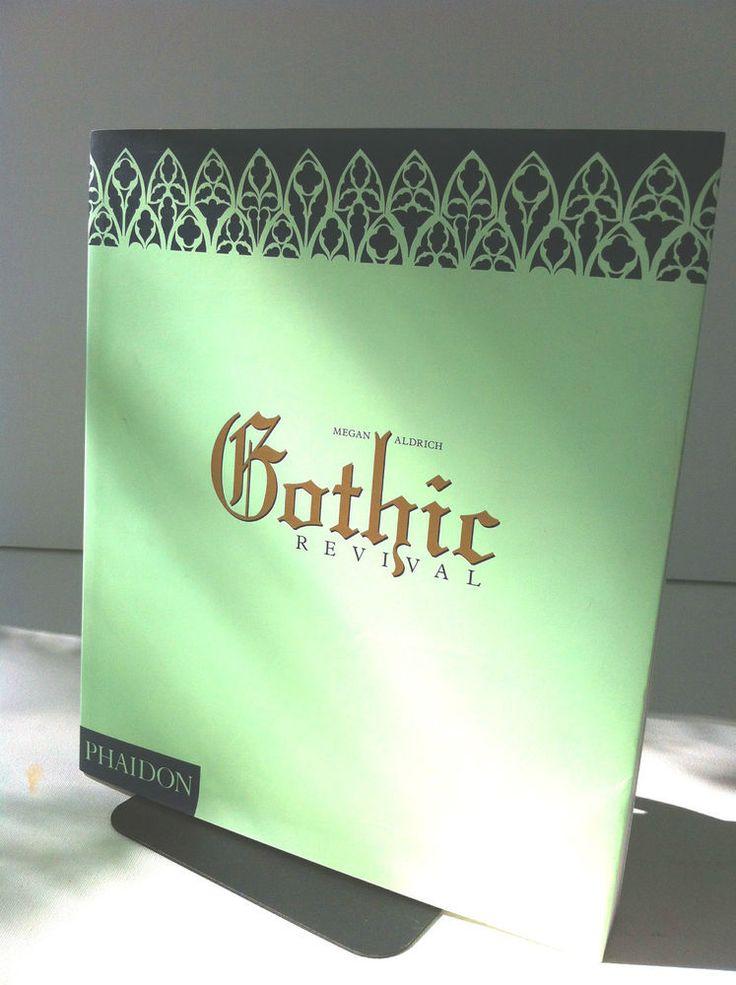 Gothic Revival by Megan Aldrich (1997, Paperback, Revised)