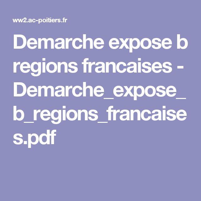 Demarche expose b regions francaises - Demarche_expose_b_regions_francaises.pdf
