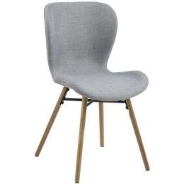 Jídelní židle Matylda, šedá