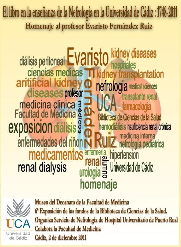 Exposición de la Biblioteca de Ciencias de la Salud - 2011