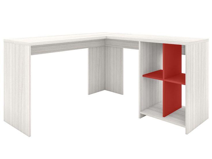 Mesa para Computador/Escrivaninha Office Boss 2 Prateleiras - Caemmun - Escrivaninhas e Mesas para Computador - Magazine Luiza