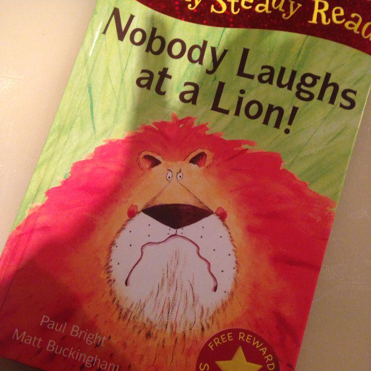 Una bella collana di libri di prime letture. In questo volume un leone vuole dimostrare di essere il più bravo a.... Riuscirà??