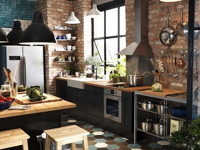 Outdoorküche Deko Dapur : 23 besten küche bilder auf pinterest haushalte kommandozentralen