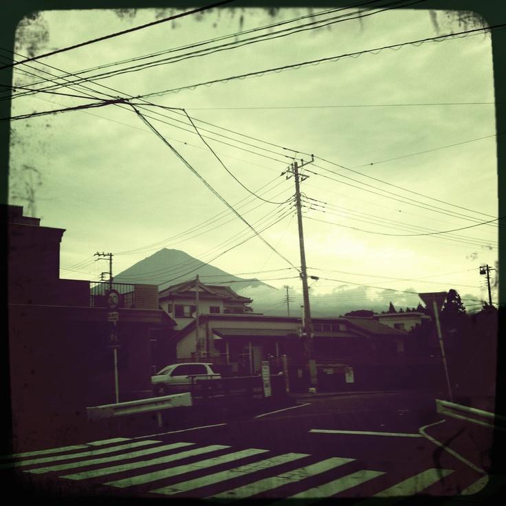 Kawaguchiko, Fuji