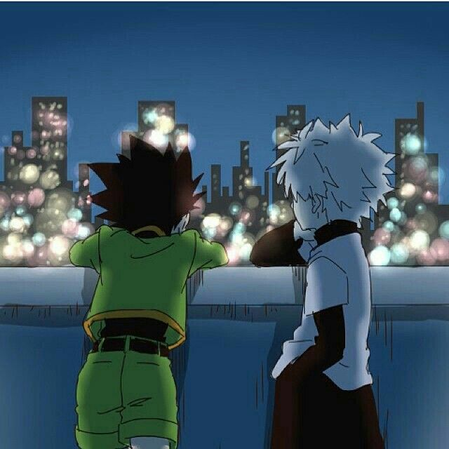 Imagenes Y Memes Killugon Gonkillu 120 Kirua Zoldyck Hxh Characters If i lose this game just kill me. pinterest