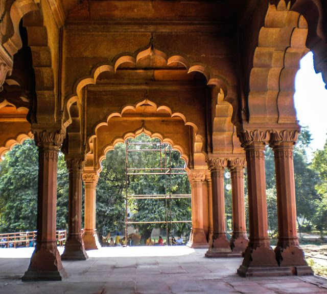 Travel Tales: Delhi #atozchallenge | Pocketful of Maps