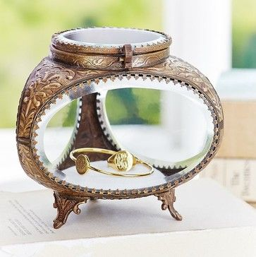 The Emily + Meritt Wish Box traditional accessories and decor