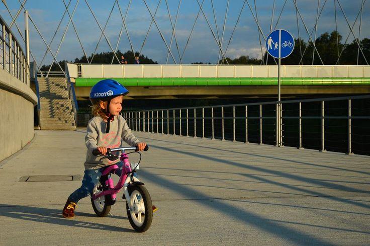 Lionelo DAN czyli o wyższości rowerka biegowego nad tradycyjnym | szczypiorki.pl
