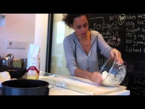 Házi kenyér nagyon egyszerűen – dagasztás nélkül - YouTube