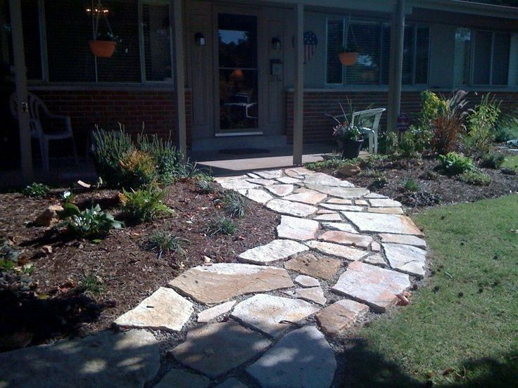 228 best WALKWAYS images on Pinterest | Landscaping, Backyard ...