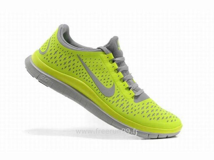 Femme Nike Free 3.0 V4 Chaussures Vert Nike Free Run Femme Pas Cher