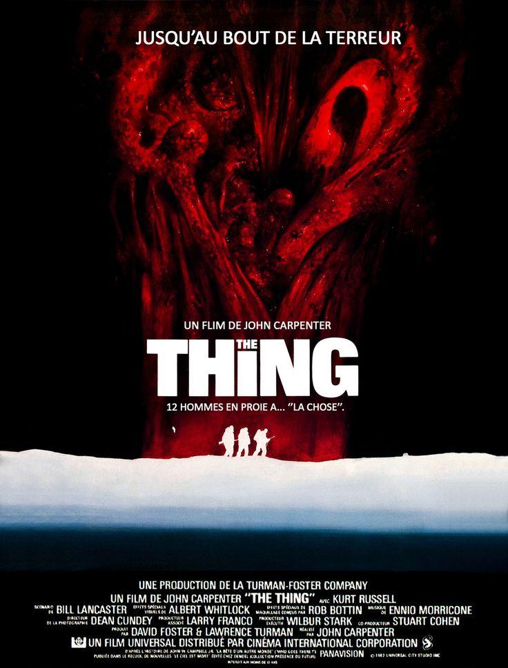 The Thing - John Carpenter - SensCritique