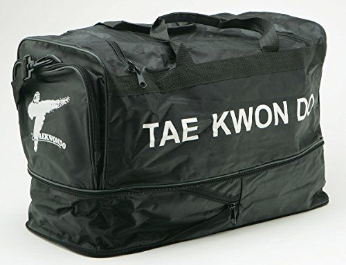 Taekwondo Martial Arts Bag Expandable Bag Equipment Sparring Gear Bag 145 Height