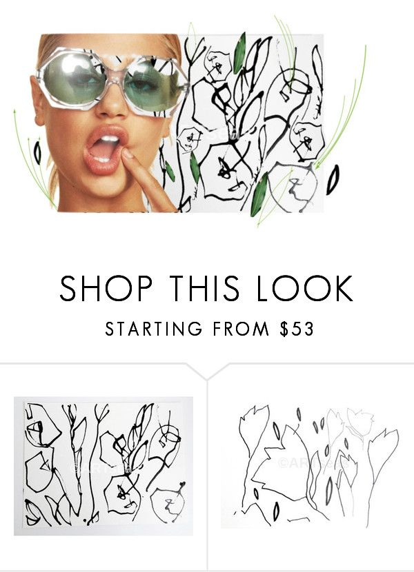 Untitled #587 by neotericstudio on Polyvore featuring Blume