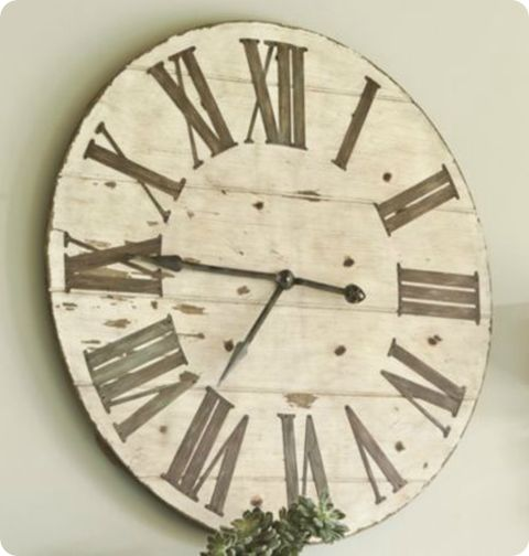 Pottery Barn Wall Clock Google Search For The Casa