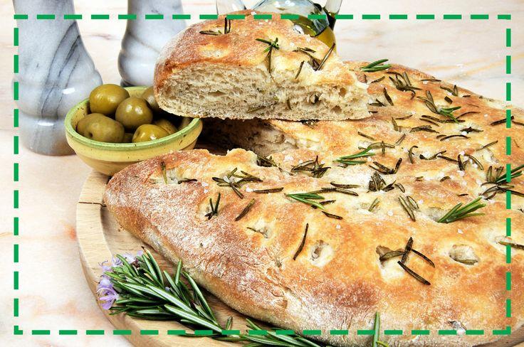 Focaccia jest idealna na poranne śniadanie, także na diecie! Sprawdź, jak ją przygotować https://tinyurl.com/htmgoon