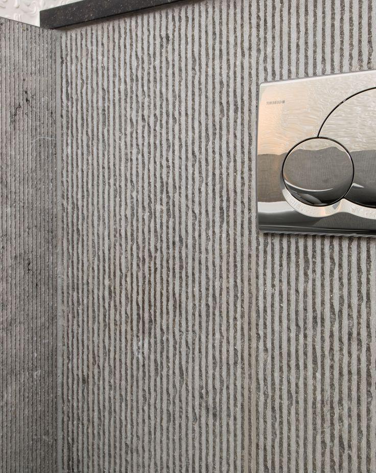 17 beste idee n over blauwe badkamer inrichting op pinterest doucheruimte inrichting kleine - Deco hal originele badkamer ...