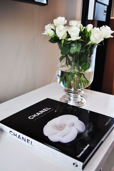 From Our Apartment My Dear Chanel Book Homestyling