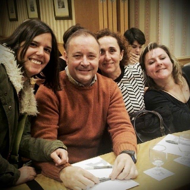 Fotografía: Elsa Mallol - Guías Carmen,Juan Manuel, Reyes y Sonia