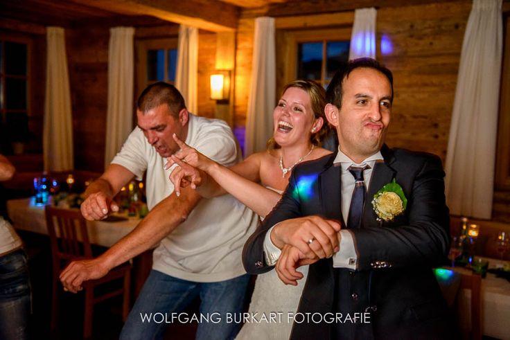Hochzeitsfotografie in Kirchberg bei Kitzbühel » Wolfgang Burkart Fotografie