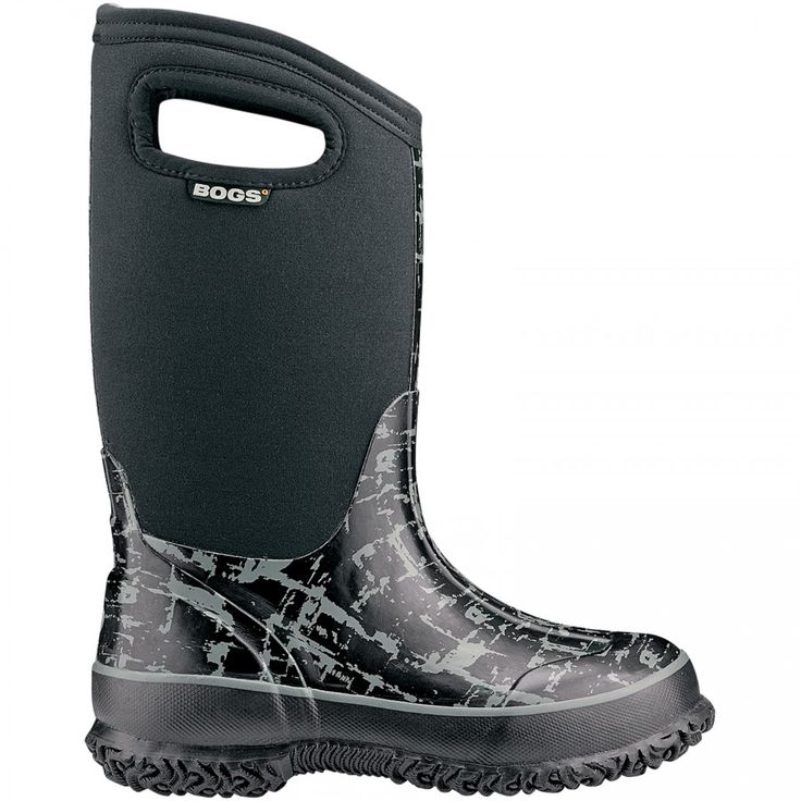 Bogs Boys Classic Graffiti Boots will have him playing in the rain and  stomping in the