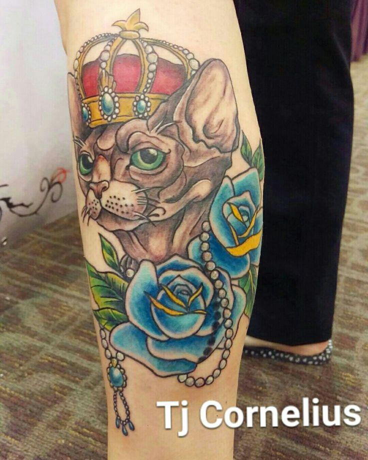 Kittens Lincoln Ne: 26 Best Tattoos By Tj Cornelius Images On Pinterest
