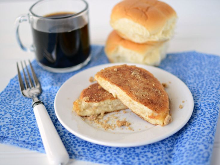 Take two great treats and put them together for a breakfast to remember.