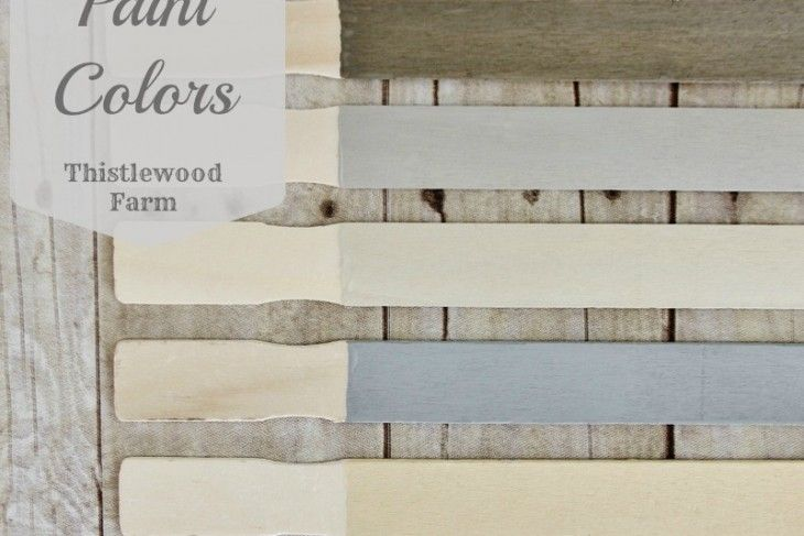 5 Tips for Picking the Perfect Paint Color  www.thistlewoodfarms.com