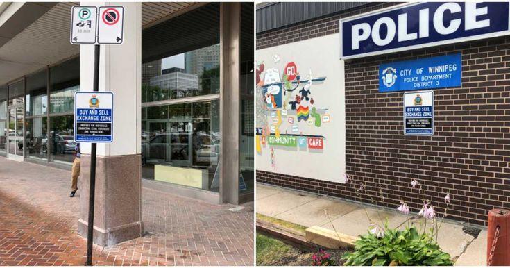 Winnipeg Police Just Added Safe Kijiji Sale Zones To Their ...